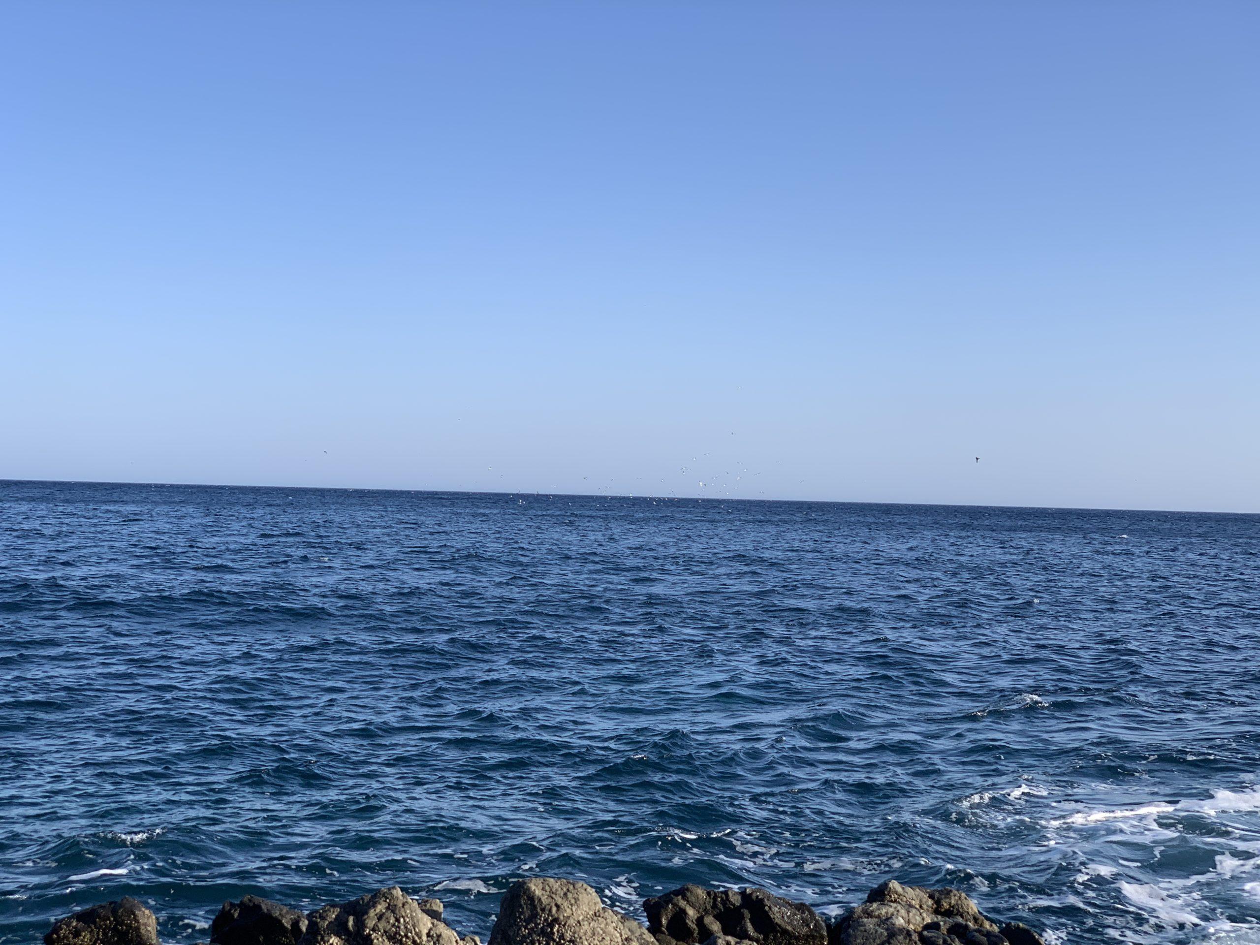 日本海のサンセット