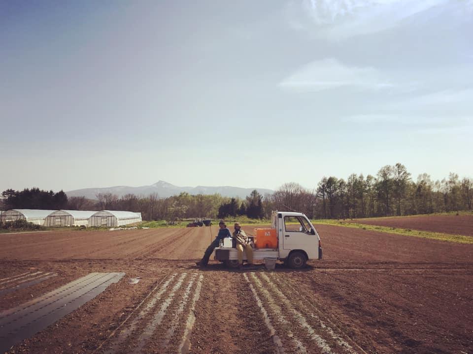#一服 #lalalafarm #lalalaファーム #ラララファーム #organic #fermentation #niseko #ニセコ