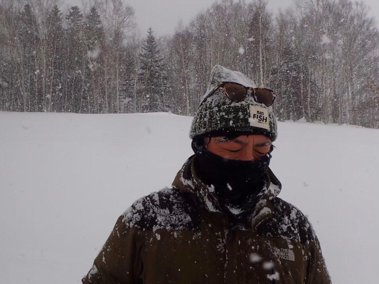 極寒の朱鞠内湖