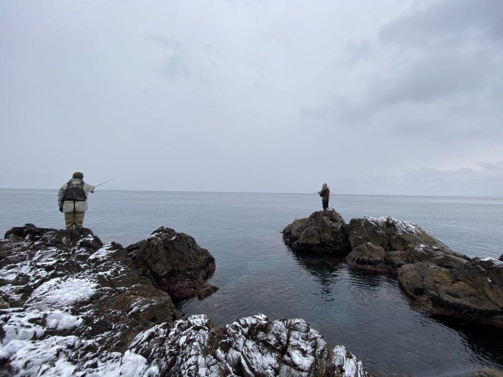 道南 海アメ釣り