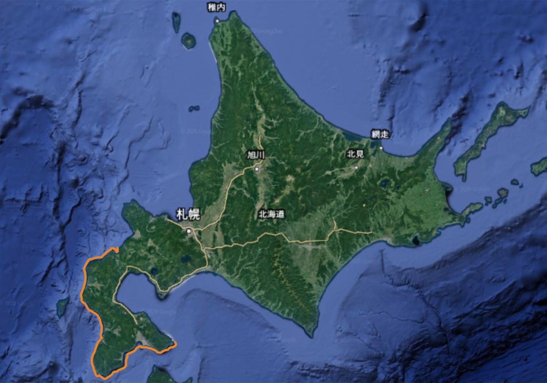 道南日本海