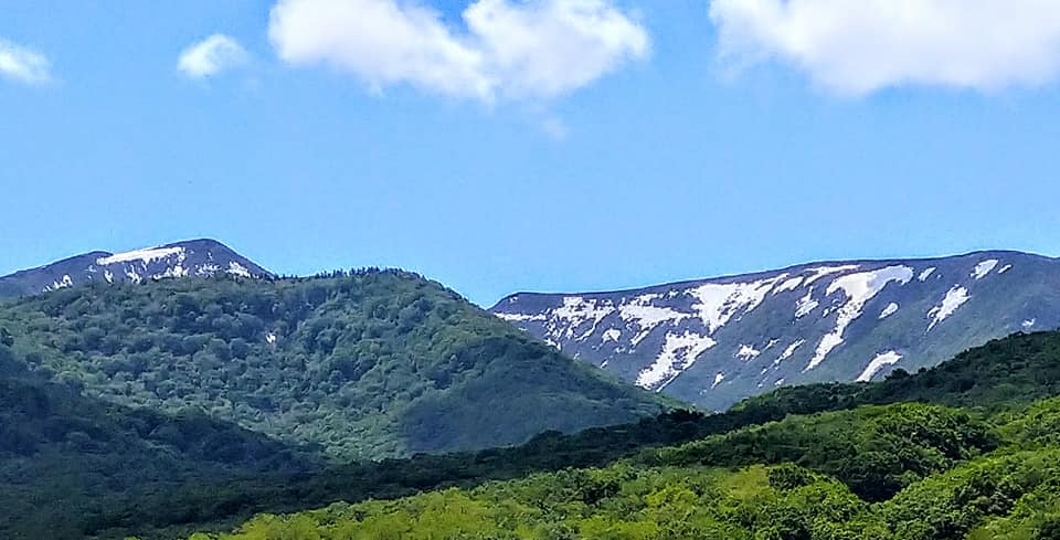 フモンナイ岳