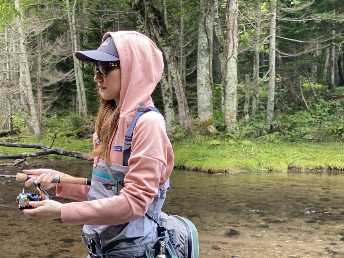 パタゴニア 釣り