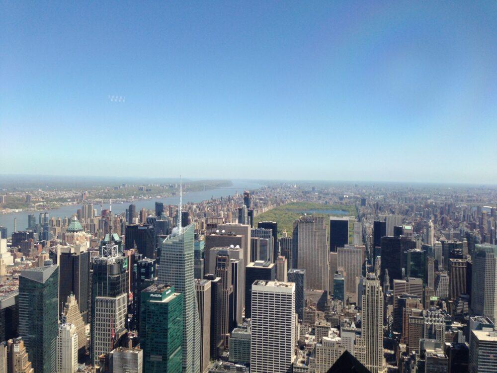 ニューヨーク